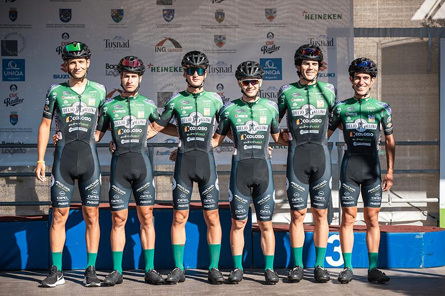 Székelyföldi Kerékpáros Körverseny csapatok
