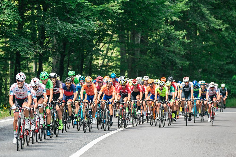 Székelyföld Kerékpáros Körversenye szakaszok